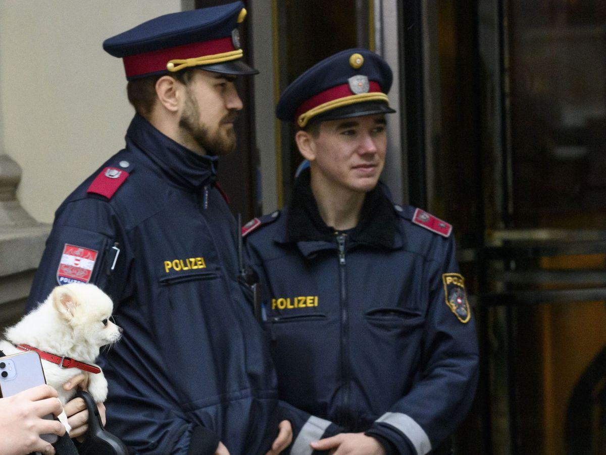 Foto: La policía austriaca destapó el fraude tras la denuncia de un cartero (EFE EPA/Christian Bruna)