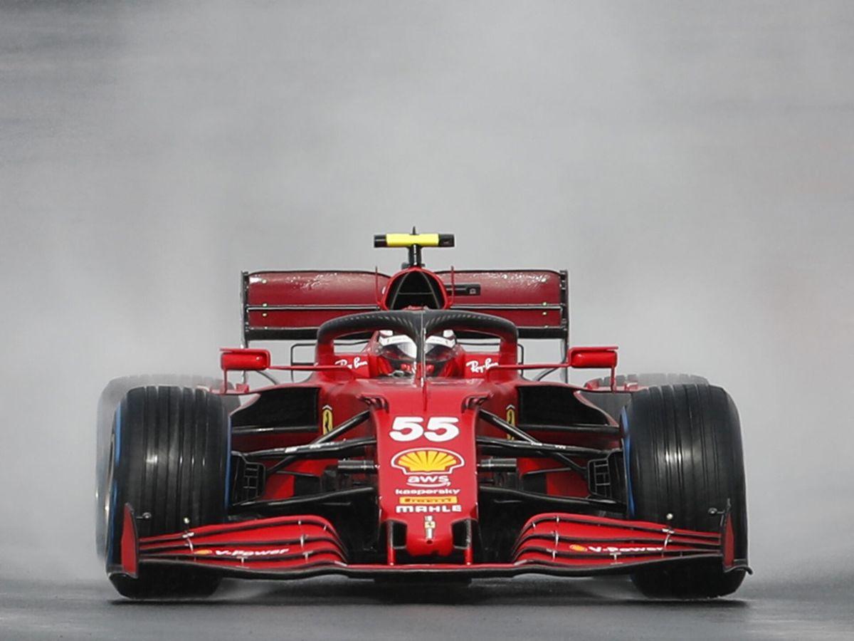 Foto: Alonso maravilla en la clasificación. (Reuters)