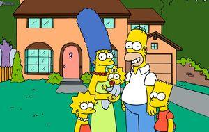 Los diez mejores momentos de 'Los Simpson' en estos 25 años