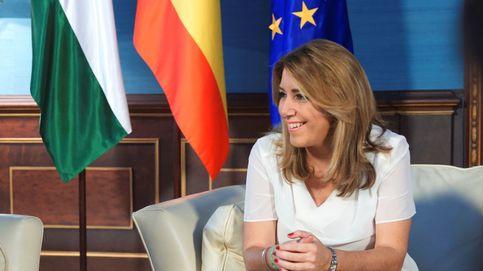 """Susana Díaz vende que """"aporta estabilidad"""" a una España en vilo"""