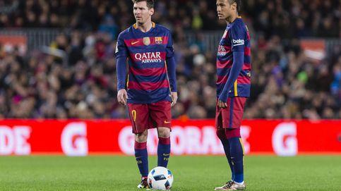 La precaución con Neymar, el riesgo con Messi y el Atlético en el horizonte