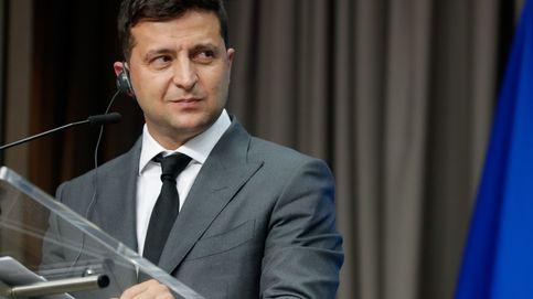 El presidente de Ucrania, Zelenski, hospitalizado por coronavirus