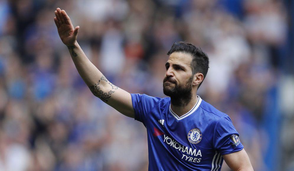 Foto: El Chelsea ofreció los servicios de Cesc al Real Madrid, pero el club que preside Florentino Pérez rechazó la propuesta (Reuters)