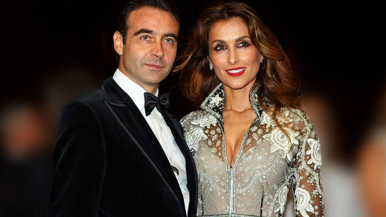 Enrique y Paloma. (Getty)