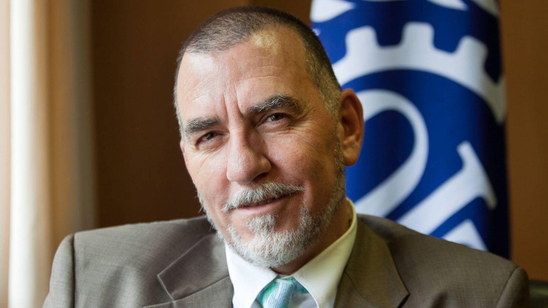 Joaquín Nieto, director de la oficina en España de la Organización Internacional del Trabajo (OIT).