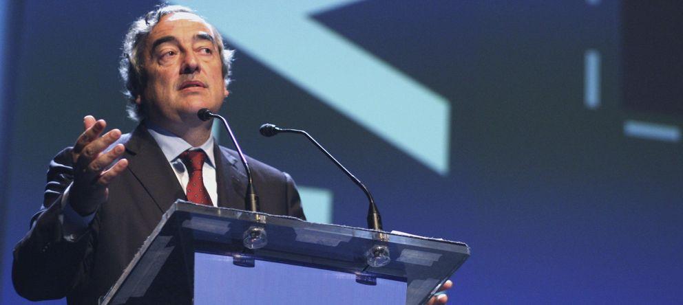 Foto: El presidente de la CEOE, Juan Rosell. (EFE)