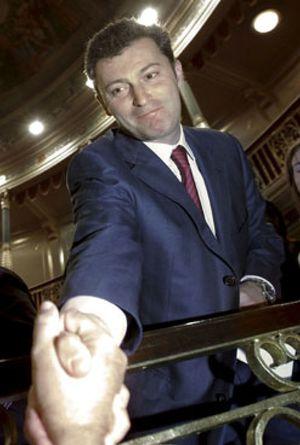 Rajoy supedita la reconciliación con UPN a que no se castigue al 'díscolo' Cervera
