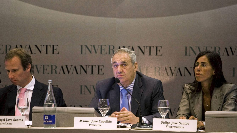 Muere el empresario gallego Manuel Jove, fundador de la inmobiliaria Fadesa