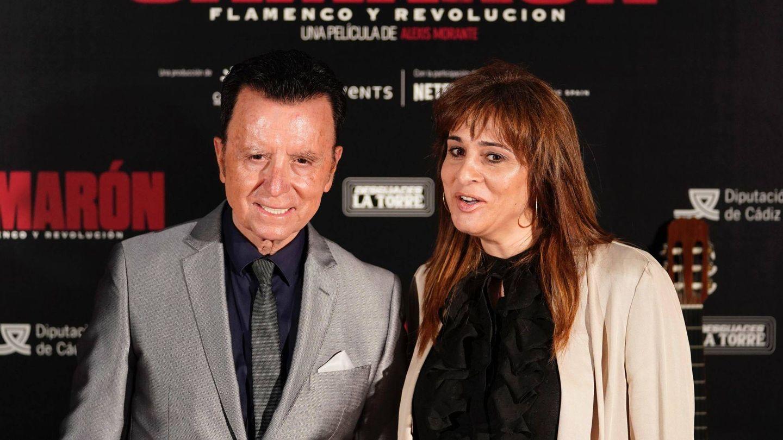 Ortega Cano y Ana María, en una imagen reciente. (Cordon)