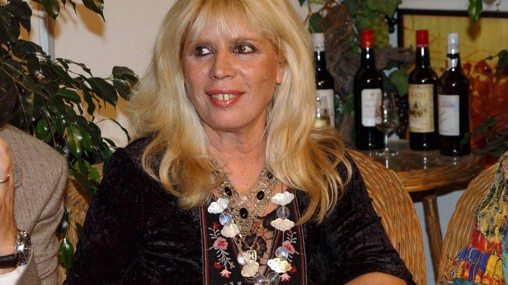 Foto: La cantante María Jiménez, en una imagen de archivo. (Cordon Press)