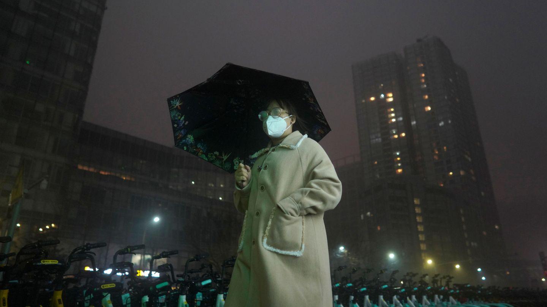 Distrito financiero de Pekín, China. (Reuters)