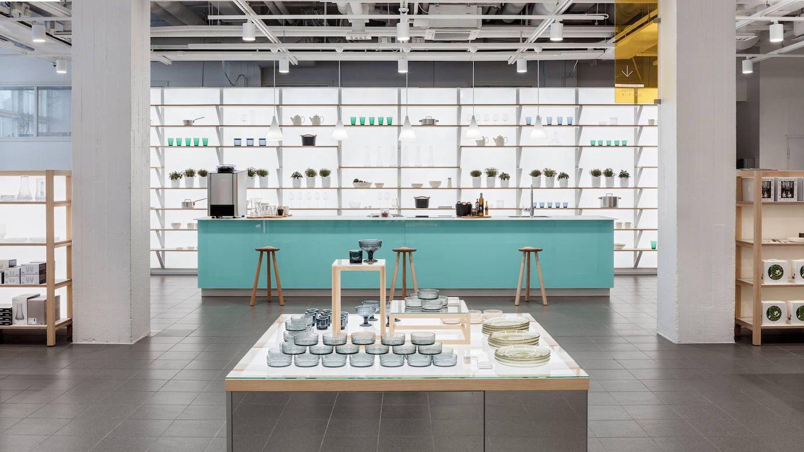 Foto: Finlandia es la cuna de grandes maestros del diseño como Alvaar Aalto.