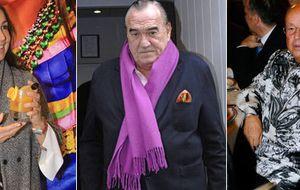 Bordiú, Fernández Tapias y Rappel pasan juntos la víspera de Reyes