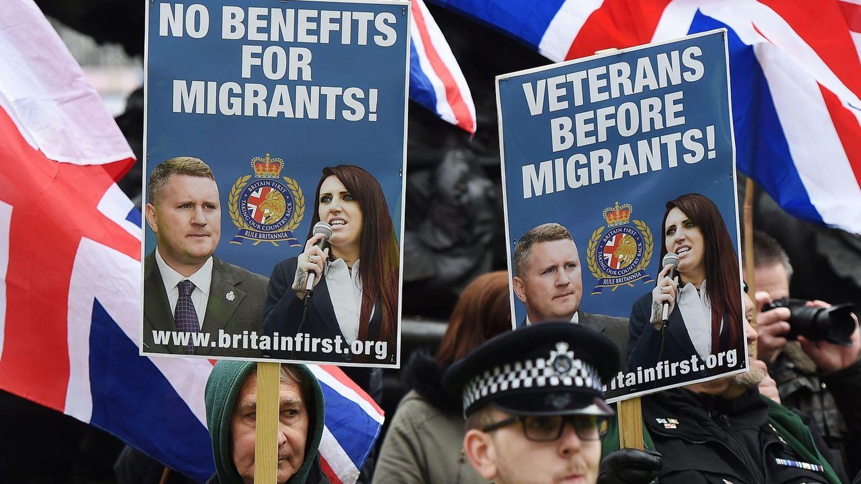 Foto: El número de ataques racistas ha crecido en Reino Unido desde el Brexit. (EFE)