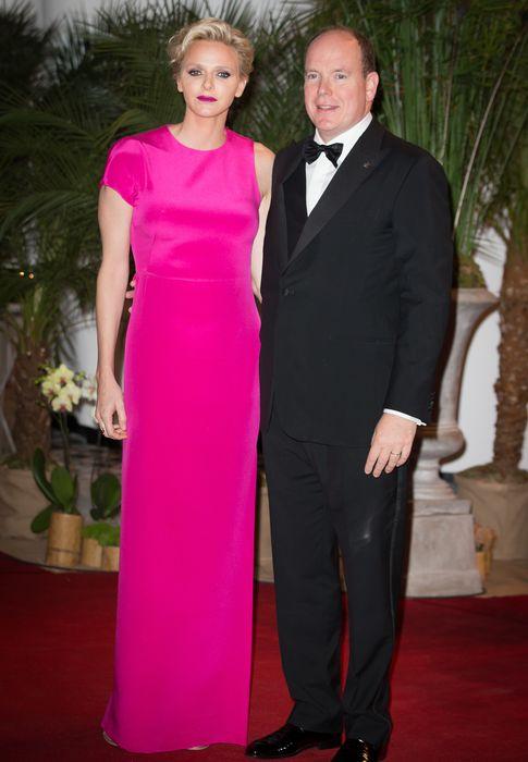 Foto: Los príncipes de Mónaco, Alberto y Charlene, en una imagen de archivo (Gtres)