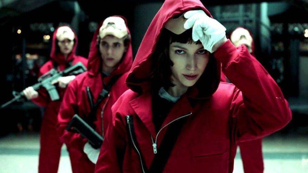 'La Casa de Papel' ya es la serie en habla no inglesa más vista de la historia de Netflix