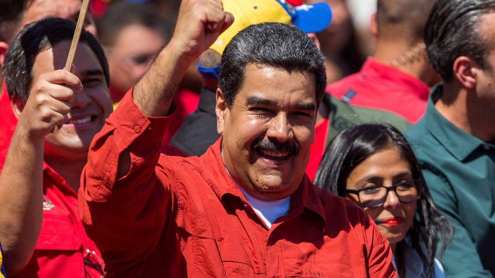 Maduro se marca un baile tras presentar su candidatura a la reelección