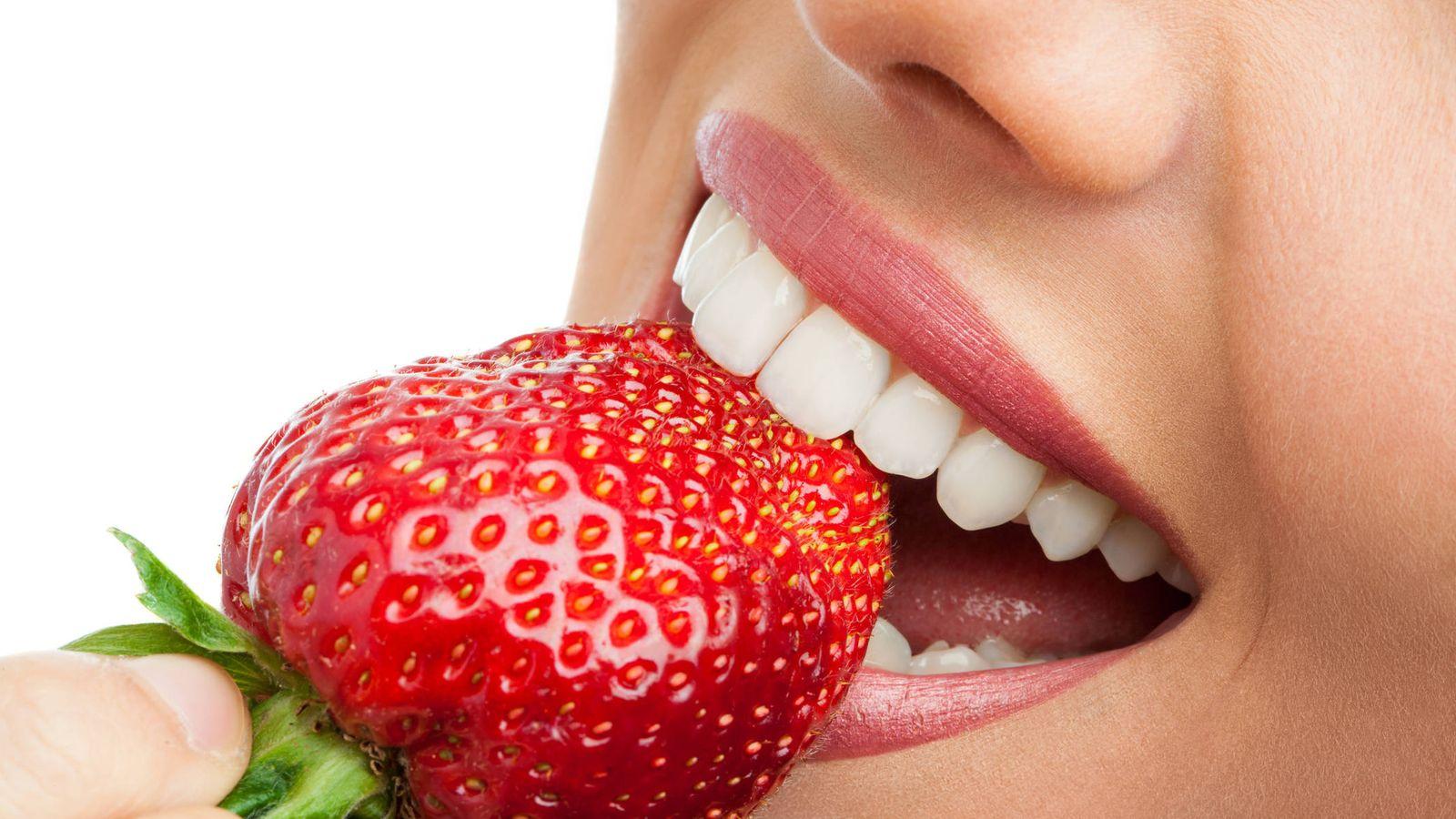 Foto: Alimentación y salud bucodental. (iStock)