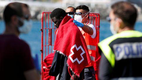 El Senado quiere distribuir por la Península a los inmigrantes que llegan a Canarias