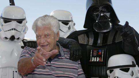 Muere a los 85 años David Prowse, el actor que dio vida a Darth Vader
