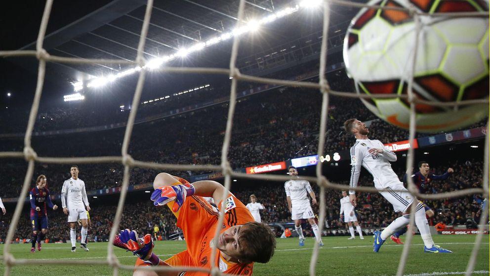 A Casillas sólo le echo en cara que no pidiera respeto por Diego López