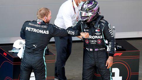 Fórmula 1: pole de Hamilton, nuevo fiasco de Vettel y Carlos Sainz saldrá séptimo