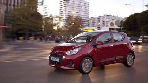 Hyundai i10, un coche pequeño hecho por y para los europeos