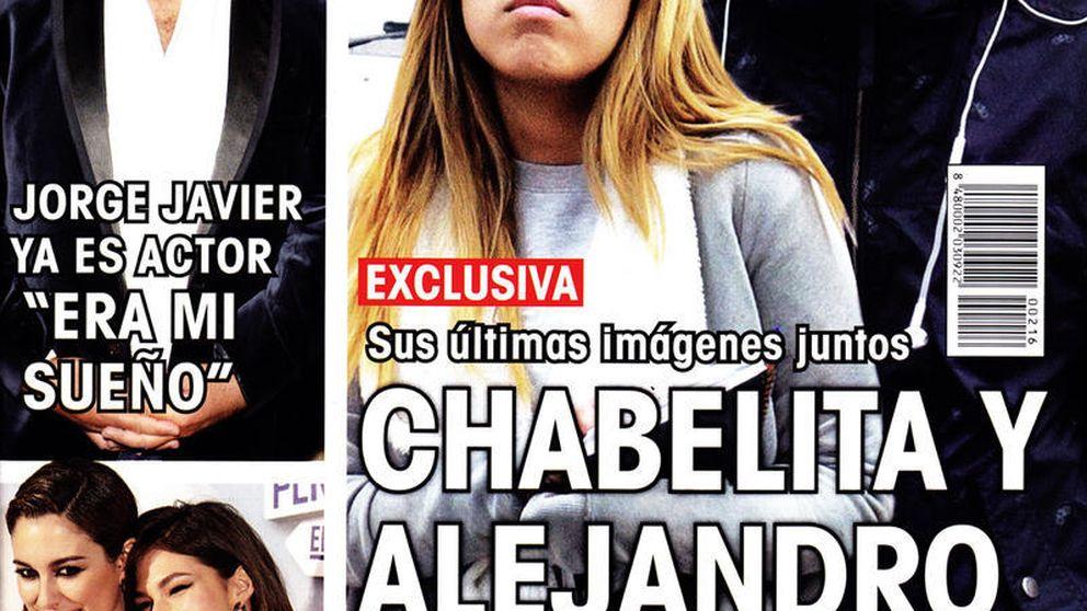 Las portadas de los lunes: Rocío Flores se echa novio y Chabelita lo pierde