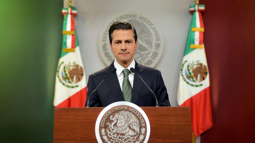 Foto: Enrique Peña Nieto, en una fotografía difundida por la Presidencia de México, el 20 de enero de 2017. (EFE)