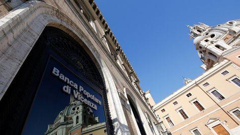 El Gobierno italiano aportará hasta 17.000M de euros para salvar dos bancos