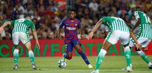 Post de El debut de Ansu Fati en el Barcelona con solo 16 años