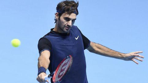 Las semifinales del Torneo de Maestros, en directo: Federer-Wawrinka