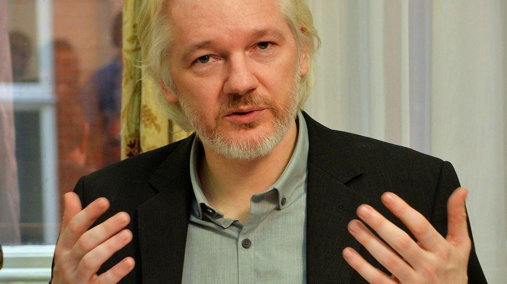 Foto: Julian Assange. (Reuters)