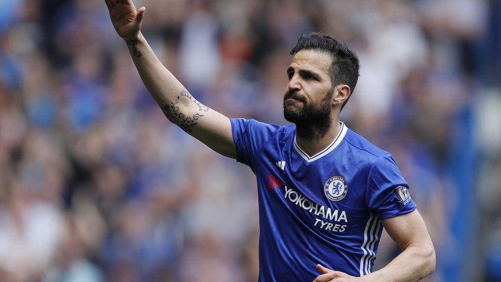Cuando el Chelsea no quiso vender a Hazard, el Real Madrid no quiso a Cesc