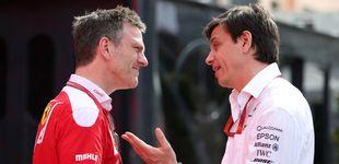 Post de James Allison, o cuando el fracaso en Ferrari te vale un puesto en Mercedes