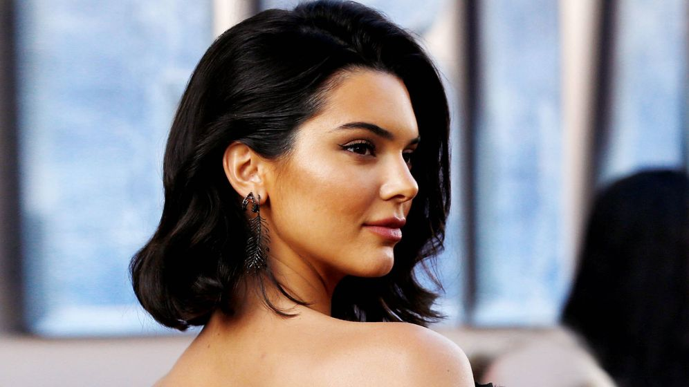 Foto: Kendall Jenner posa en la presentación de la película de Cara Delevingne.