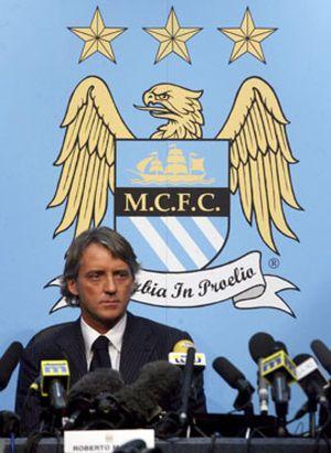 Agüero y Henry en peligro: el City da vía libre a Mancini para fichar