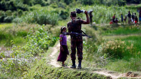 Nueva oleada de refugiados rohinyás, el pueblo musulmán más perseguido