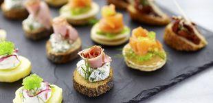 Post de Lo que no debes comer en un catering (como las croquetas y los embutidos)