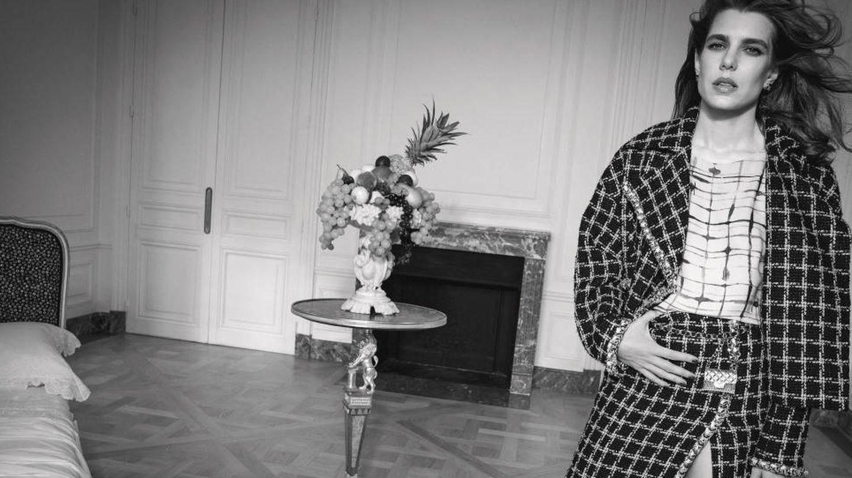 Carlota Casiraghi. (Imagen: Inez van Lamsweerde y Vinoodh Matadin para Chanel)