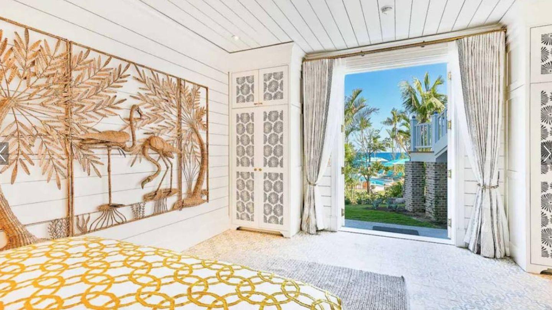 Una de las habitaciones. (Airbnb)