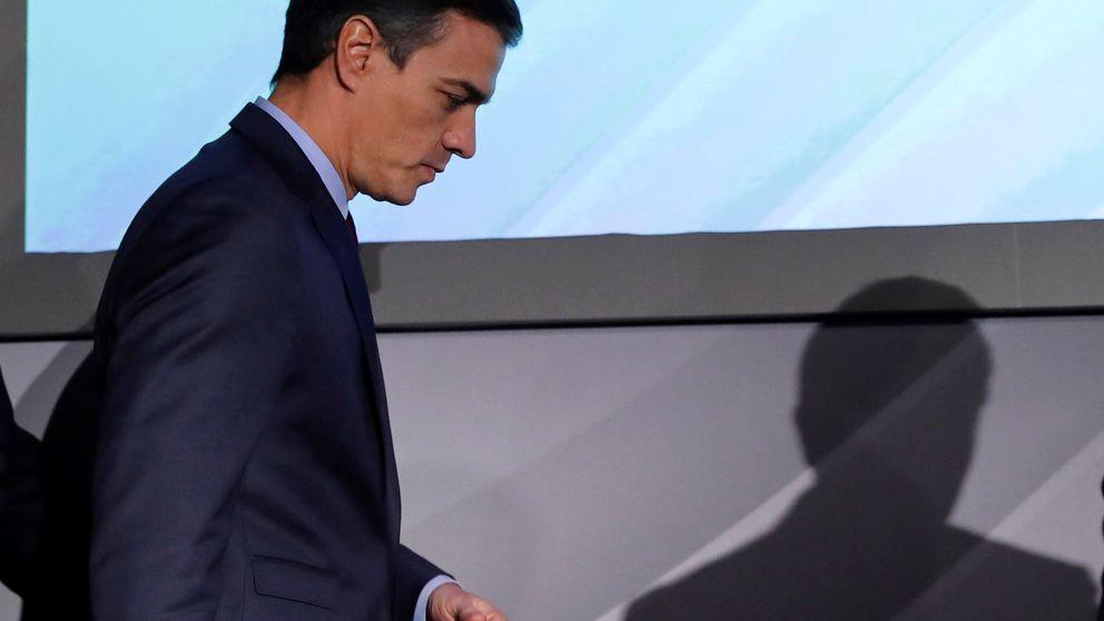 Sánchez se apoya en PP y Cs para aprobar el '155 digital' en el Congreso
