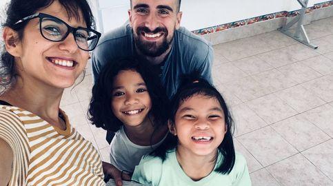 La lucha solidaria de dos españoles atrapados por el coronavirus en Filipinas