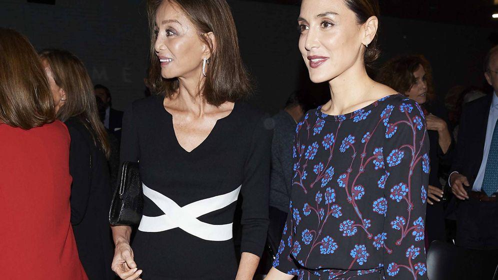Foto: Isabel Presyler y Tamara Falcó en 2019. (Getty)