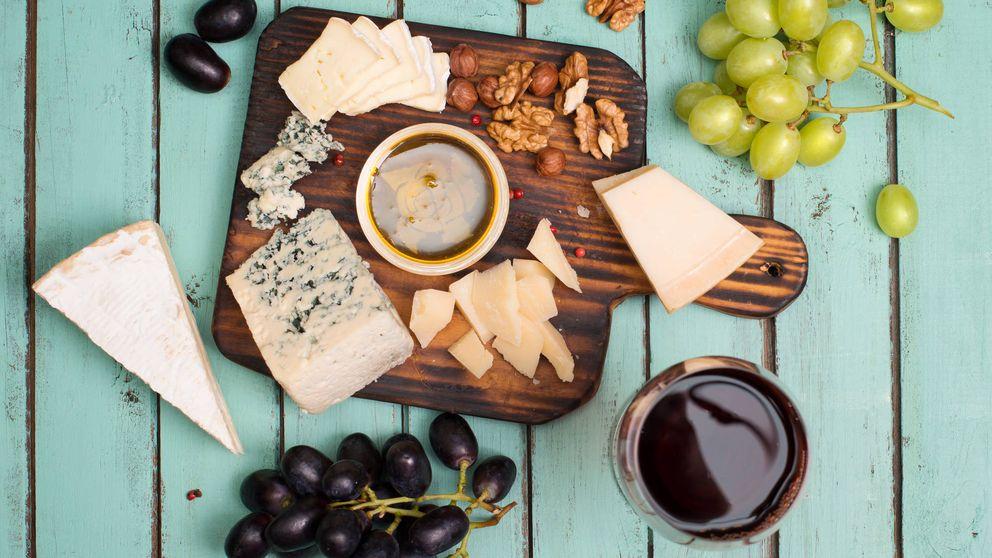 Las combinaciones triunfadoras de queso y fruta: ricas y sanas