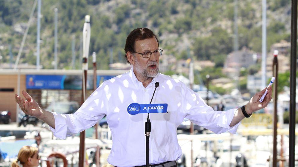 Foto: La 'encuesta prohibida' vaticina la pérdida de un escaño por parte del Partido Popular. (EFE)