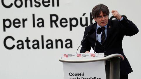 Puigdemont, Òmnium y la ANC reorientan sus organizaciones contra el coronavirus