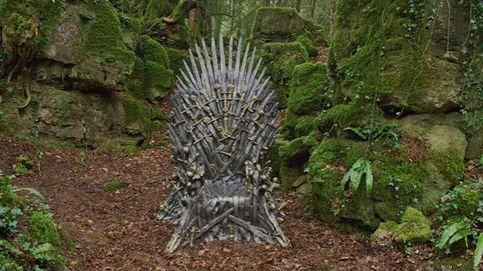 Juego de Tronos esconde seis tronos de hierro a tamaño real por todo el mundo