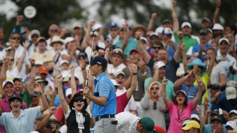Jordan Spieth deja en pañales a Rory McIlroy y Tiger Woods