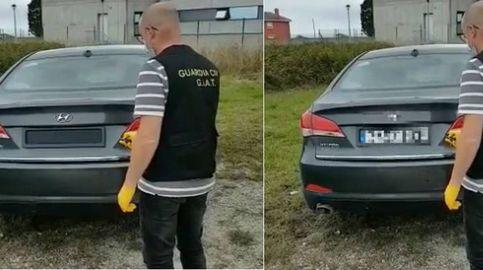 Detectan a un conductor con un curioso método para esquivar las multas